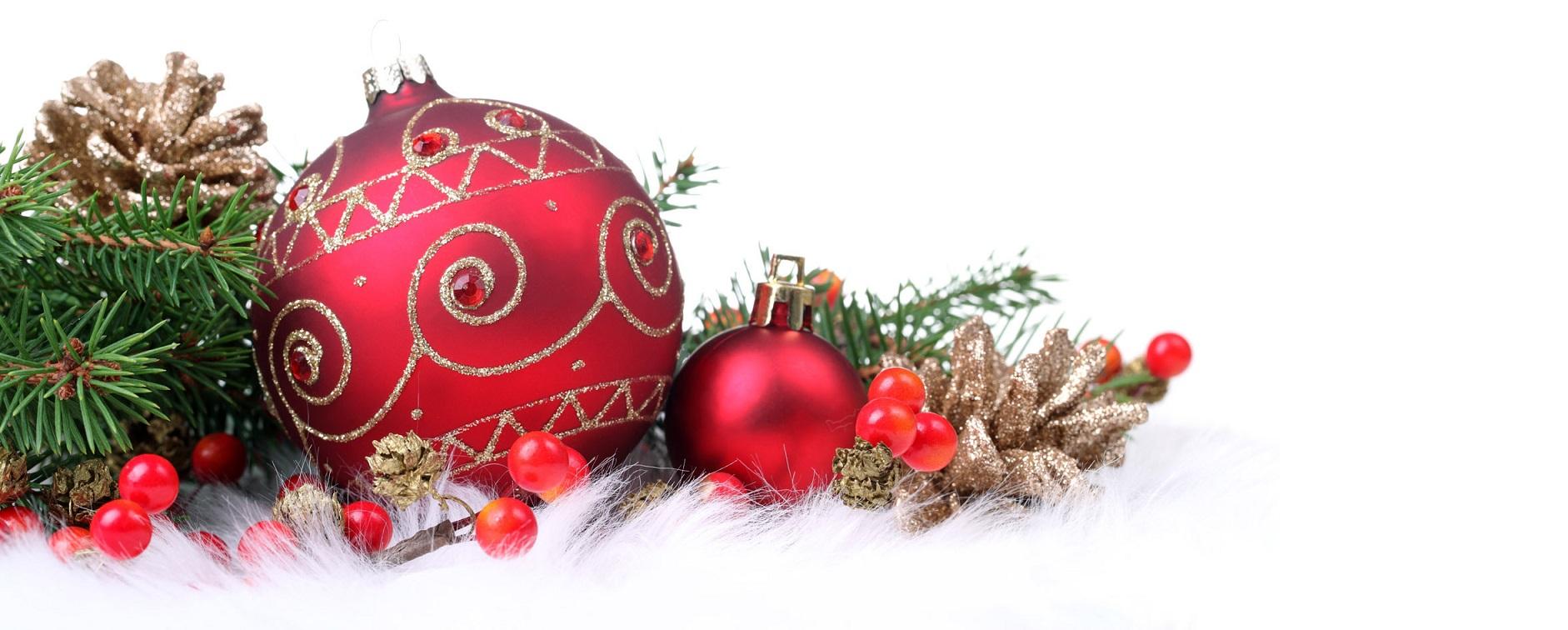 Καλά Χριστούγεννα και Ευτυχισμένος ο Νέος Χρόνος!